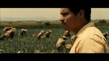 Michael Pena as Cesar Chavez.